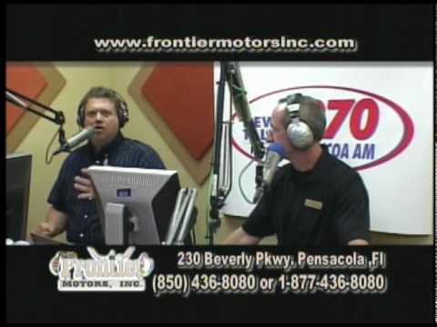 Frontier Motors TV Show May 20 of 2010 Part 1
