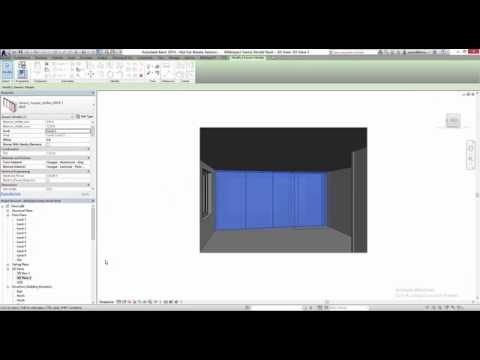DORMA Hüppe Sound Insulated Partitions - Revit