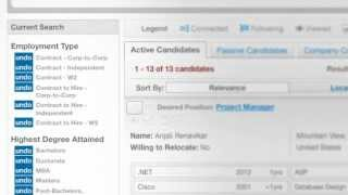 Using Dice S Advanced Talentmatch For Better Search Results Youtube