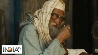 Amitabh, Ayushmann-starrer 'Gulabo Sitabo' trailer promises riveting tale of landlord-tenant tussle - INDIATV