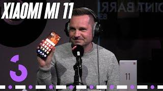 vidéo test Xiaomi Mi 11 par Point Barre