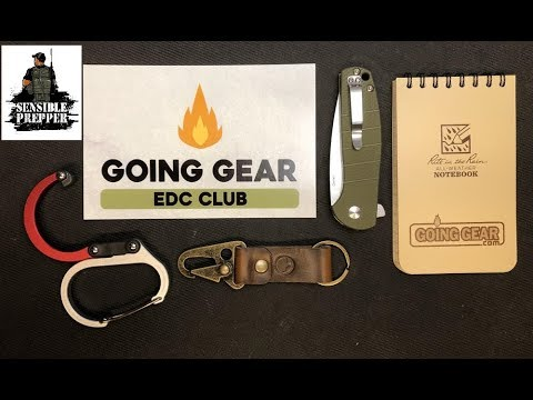 Going Gear EDC Club Review Nov  2019