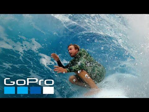 GoPro: Getting Barreled in Hawaii with Jamie O'Brien