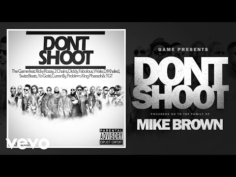 connectYoutube - Don't Shoot (Audio)