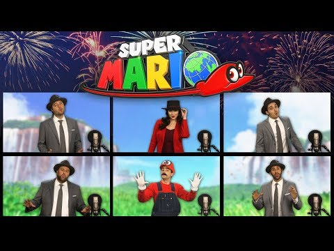 connectYoutube - Super Mario Odyssey Theme Song Acapella! (Jump Up, Super Star ft. Katie Wilson)