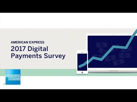 American Express 2017 Digital Payments Survey | American Express