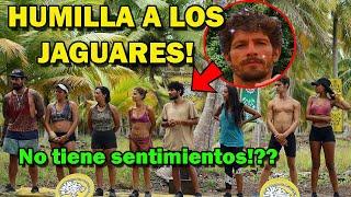 Paco es un mal perdedor!! - Survivor México 2021