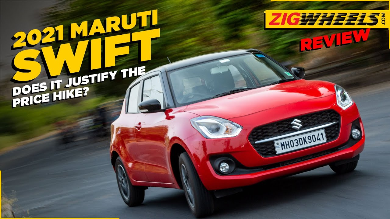 2021 Maruti Swift Review: What's New?