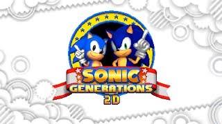 Sonic Generations 2D (Demo) - Walkthrough - Fan Game