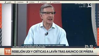 Matrimonio igualitario: Críticas a Lavín tras anuncio de Piñera