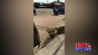 ????????Nuevamente la policía de la dictadura detiene al excarcelado político Lenin Salablanca en Juigalpa