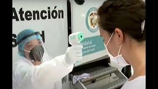 Refuerzan controles en galería Santa Elena de Cali donde ya se han detectado 11 casos de coronavirus