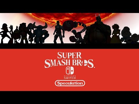 connectYoutube - Smash Bros, Switch, Speculation   Teaser Trailer