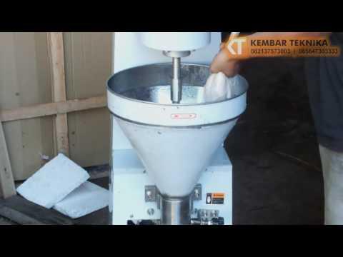 Video Tutorial Mesin Pencetak Bakso