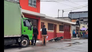 Mujer fue asesinada a balazos en la Quinta Samayoa