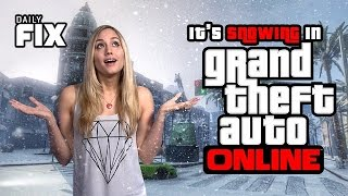 Holiday's in GTA Online & New Minecraft - IGN Daily Fix