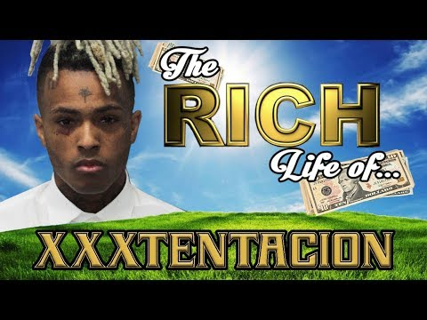 XXXTENTACION | THE RICH LIFE | FORBES 2018 Net Worth ( Cars, Bling, Tattoos )