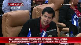 Asamblea Nacional aprobó reforma al PGR y millonario préstamo del BCIE – Nicaragua