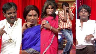 Jabardasth Comedians Amazing Performance - Anukunadhi Okati Aynadhi Okati Hilarious Skit - MALLEMALATV