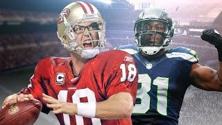 Seahawks vs. 49ers - Greg and Bobby Play Madden NFL 15 - IGN Let's Play