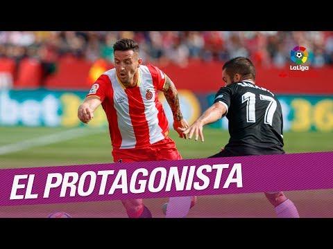El Protagonista: Aday Benítez, jugador del Girona FC