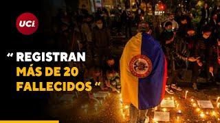 ???? Colombia en su hora crítica contra Iván Duque