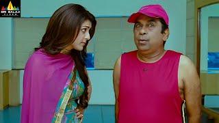 Naayak Movie Scenes | Brahmanandam and Kajal Agarwal Hilarious Comedy | Ram Charan @SriBalajiMovies - SRIBALAJIMOVIES