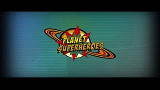 Planet Superheroes Fathers Day