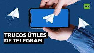 Telegram facilita la vida a sus usuarios