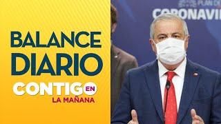 65.393 contagiados y 43 fallecidos por Covid-19 en Chile - Contigo en La Mañana