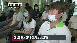 Taiwán y Nicaragua destacan fortalecimiento de sus relaciones