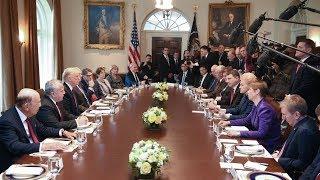 Prezidentė susitinka su JAV Prezidentu Donaldu Trumpu ir dalyvauja Baltijos šalių bei JAV...