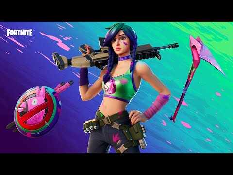 Fortnite Account With A Lot Of Skins