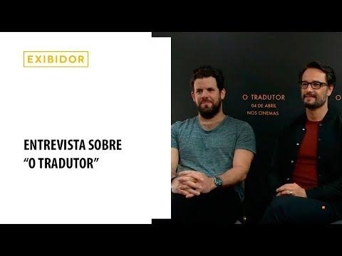 Rodrigo Santoro e diretores falam sobre