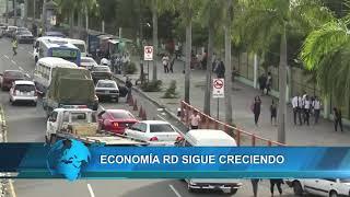 Economía de RD sigue creciendo