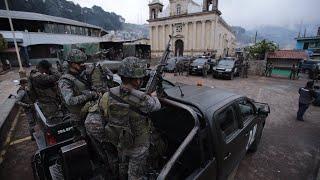 Dos personas fueron capturadas durante Estado de Sitio en Sololá