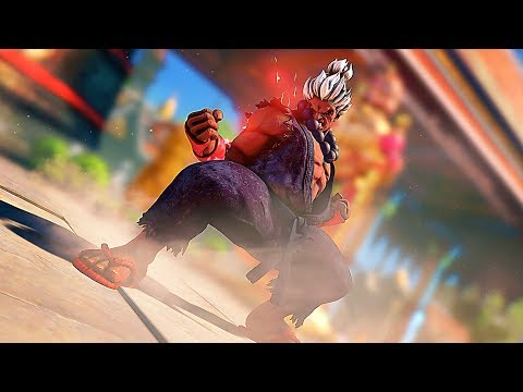 STREET FIGHTER V: Arcade Edition Trailer (2018) PS4 / PC