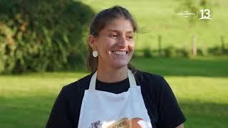 Maca y Soledad nos sorprenden con una exquisita receta. Recomiendo Chile, 2021.