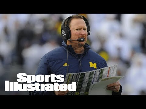 Michigan Offensive Coordinator Tim Drevno Stepping Down | SI Wire | Sports Illustrated