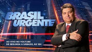 [AO VIVO] BRASIL URGENTE COM DATENA – 13/04/2021