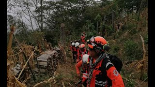 CONRED ofrece detalles de los daños causados por las lluvias