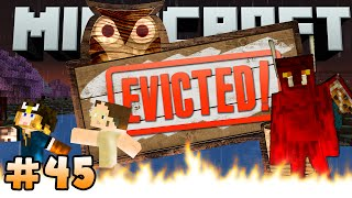 Minecraft: Evicted! #45 - The Silence of the Wolves! (Yogscast Complete Mod Pack)