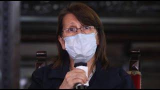 Vacuna delivery: Exministra Pilar Mazzetti fue vacunada en su casa según informe por el 'Vacunagate'