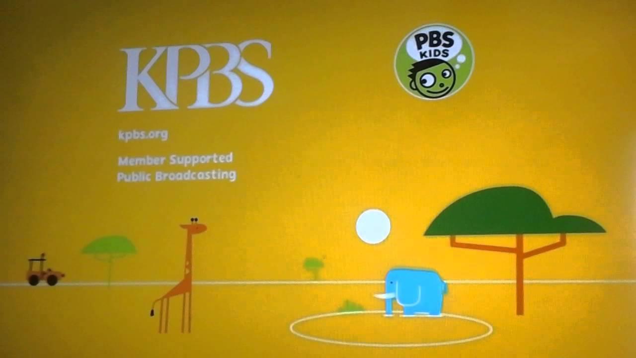 PBS Kids Station ID (2015 KPBS)