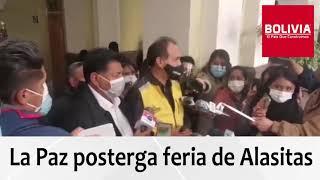 ALASITA POSTERGADA POR COVID19