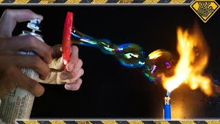 Flammable BUBBLE Blower