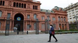 Argentina extiende hasta el 12 de junio plazo para reestructuración de su deuda