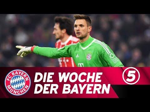 Die Woche der Bayern: Ulreich verlängert, Traumtore im Training & Vorfreude auf CL    Ausgabe 5