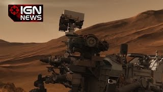 Curiosity Detects Organic Molecules In Martian Atmosphere And Soil - IGN News