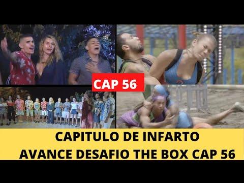 FIESTA Y ALIANZAS  CAPITULO 56 DESAFIO THE BOX AVANCE